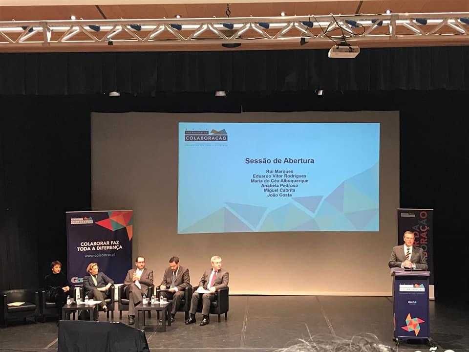 Sessão Pública de Apresentação do Ano Nacional da Colaboração